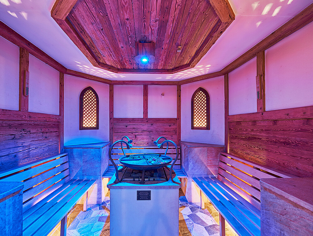 Spa & Sauna | 4* Wellnesshotel Heselbacher Hof Schwarzwald